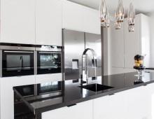 Modernt kök i Huddinge